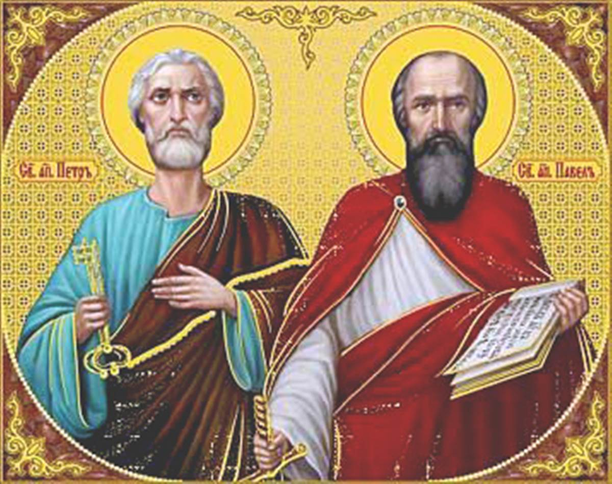 Anh là tảng đá (29.6.2020 – Thứ Hai - Thánh Phêrô và Thánh Phaolô, Tông đồ)