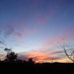 Nice sunset over Popran National Park (160594)