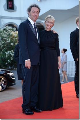 Paolo Sorrentino e Daniela Sorrentino - SGP