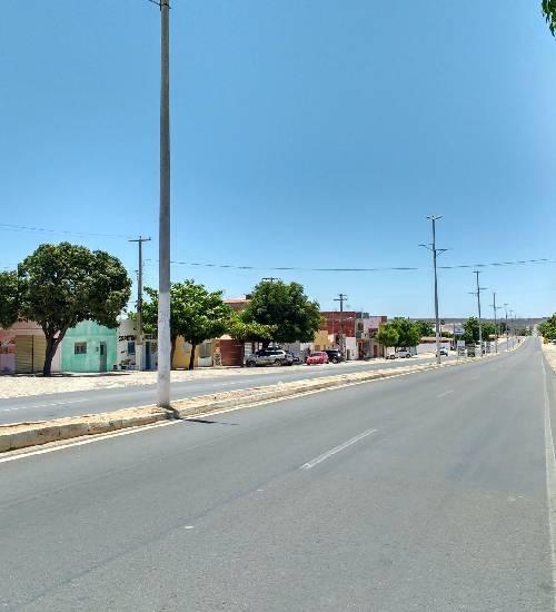 A cidade de Apodi vai passar por uma reforma na organização do trânsito