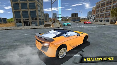 Car Driving Simulator