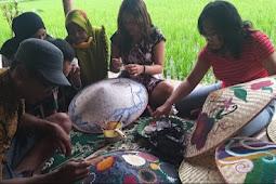 Warisi Watu Wenong, Kampung Budaya Polowijen Pikat Komunitas Pengrajin Bambu Lamongan