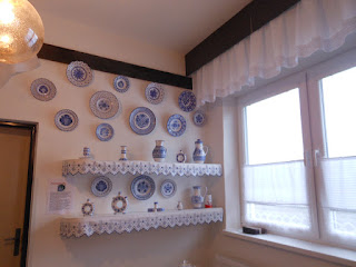kútik s modranskou keramikou