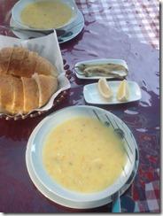 Скоп'є, їжа