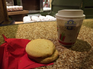 Running at Disney on cookies and cocoa