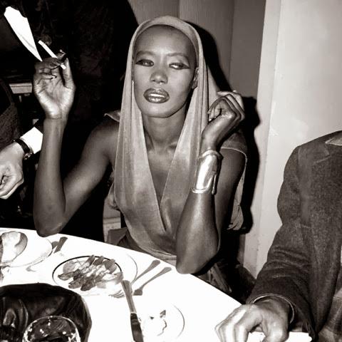 Edwina Lashan Grace Jones Style Icon Fashion Icon 90s Pop Icon Model Actress Daughter