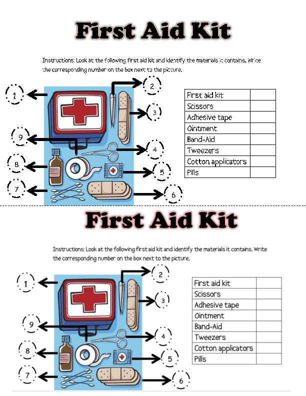 Scouts Guides Bsg First Aid Bandages