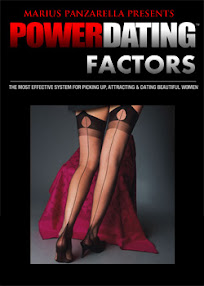 Cover of Marius Panzarella's Book Power Dating Factors