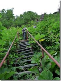 pont 2 du diable escalier