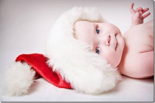 bebe papa noel - foto grande (6)