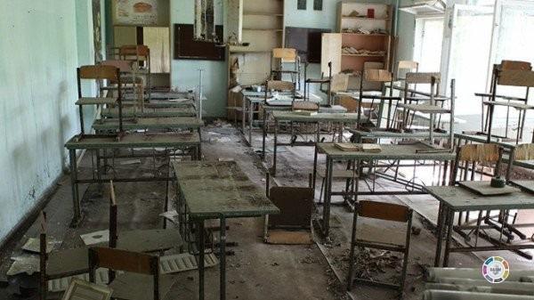 cidades fantasmas mais surpreendentes do mundo - Pripyat Ucrania