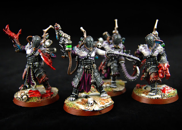 Urien Rakarth, Haemonculi, Wracks and Grotesques DE_Grotesques_Painted_02