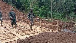 Secerah Harapan Bagi Desa di Balik Hutan
