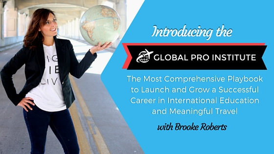 Inside Study Abroad Announces Launch of the Global Pro Institute