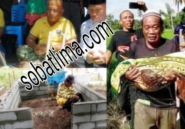 gubernur,gorontalo,rusli habibie,pembongkaran makam