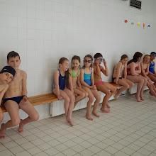plavecký výcvik 2014