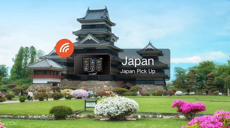 4GWiFi(JPAirportPickUp)forJapan