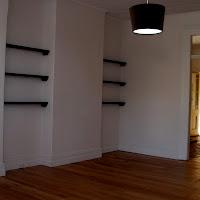 After» Living Area Refurbished