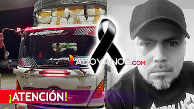 Transportador de Pitalito fue asesinado por resistirse a un robo en Bogotá