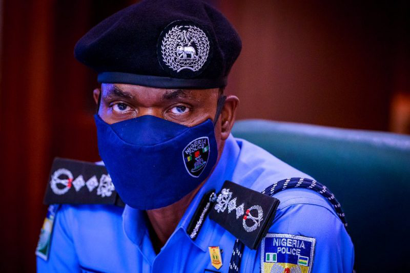 """STABILIZING INTERNAL SECURITY: IGP FLAGS-OFF ''OPERATION PUFF ADDER II""""...... Says the Special Operation targeted at reclaiming public space from criminals"""