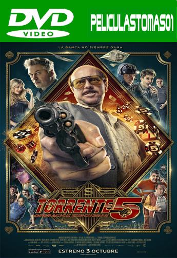 Torrente 5: Operación Eurovegas (2014) DVDRip
