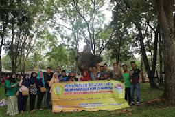 Tamasya PGMI ke Way Kambas, Lampung Timur
