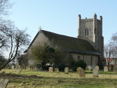 St Marys Church, Friston