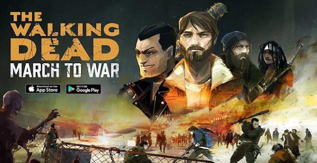 The Walking Dead: March To War Oyunu Çıktı