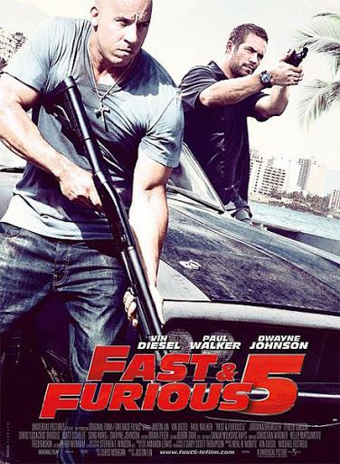 Fast 5 Fast Five (2011) เร็ว..แรงทะลุนรก 5