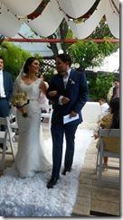 Madelyne Guzman y Carlos J Leger