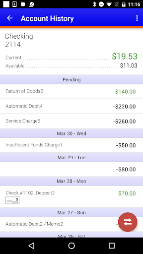 Apex Bank  screenshots 2