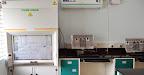 Fume Hood & Genetic Work Flow Computers