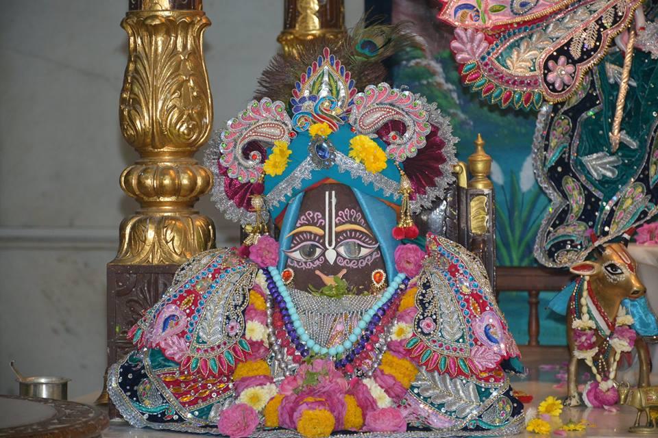 ISKCON Ujjain Deity Darshan 3 April 2016  (13)