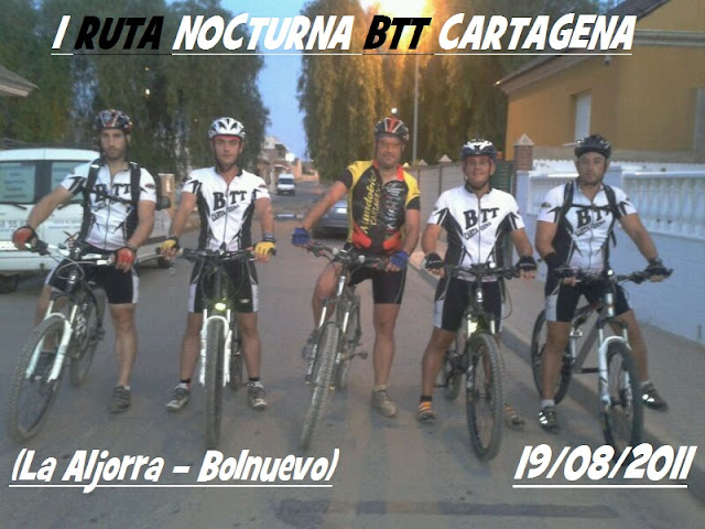 19-08-2011 I Ruta Nocturna BTT CARTAGENA  Portada%2525202%252520video