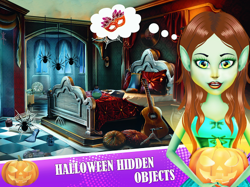 Halloween Hidden Objects Scary Mystery 2018 1.2 screenshots 1