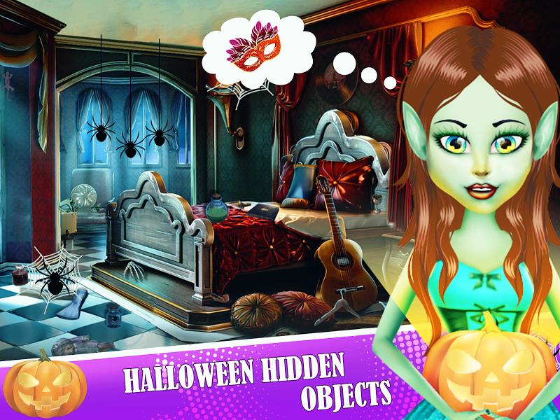 Halloween Hidden Objects Scary Mystery 2018 Cheat APK MOD Download 1.2
