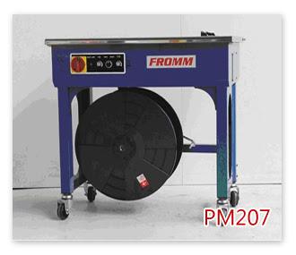 PP帶半自動捆包機PM207