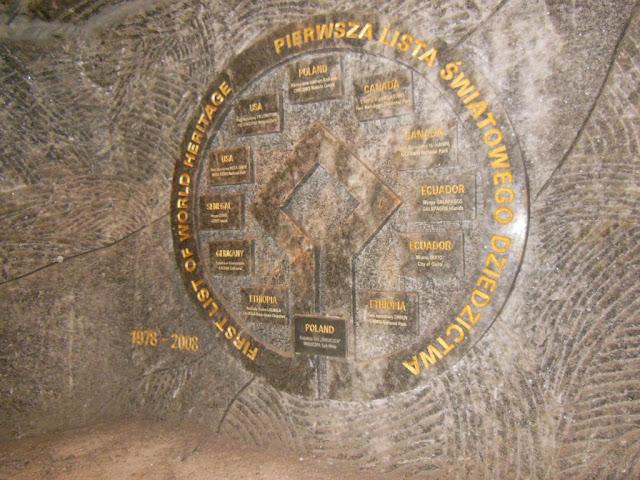 Minas de Sal de Wieliczka elegidas por la UNESCO