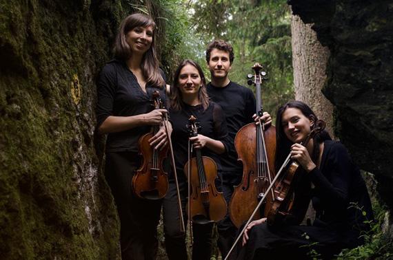 El Cuarteto Lyskamm inaugura hoy el Ciclo Boccherini de Conde Duque