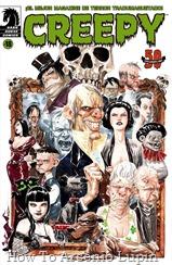 Actualización 27/07/2016: Finalmente lo que muchos esperaban, el numero 18 de Creepy, el cual festeja el 50 aniversario de la legendaria publicación de terror, disfrútenlo.
