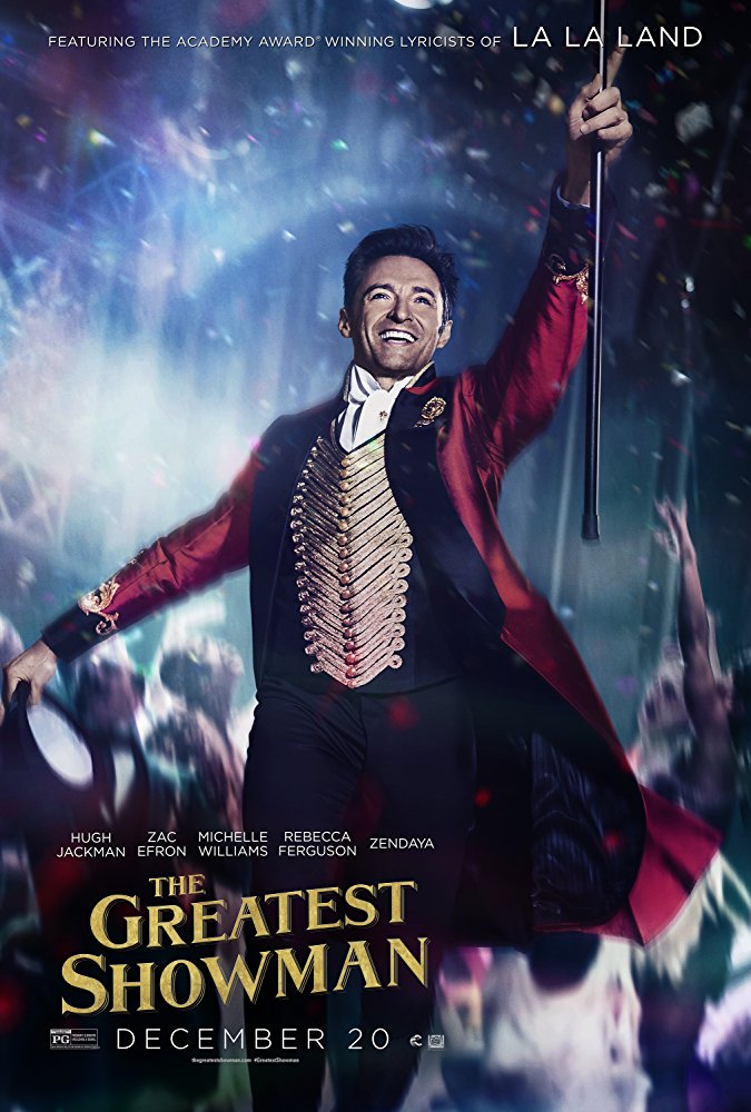Download The Greatest Showman (2017)