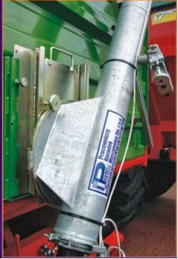 SINFIN PLEGABLE abatible hidráulico para remolque agricola  - Foto 5