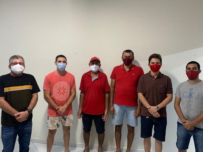 Grupo de vereadores anuncia apoio a Thiago Araújo e Netto Lima para eleição da Mesa Diretora da Câmara de Santa Luzia