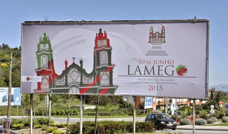 Programa Oficial das Comemorações do Dia de Portugal, de Camões e das Comunidades Portuguesas - Lamego, 9 e 10 de junho de 2015