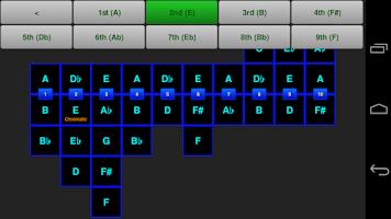Screenshot of Bendometer Mobile