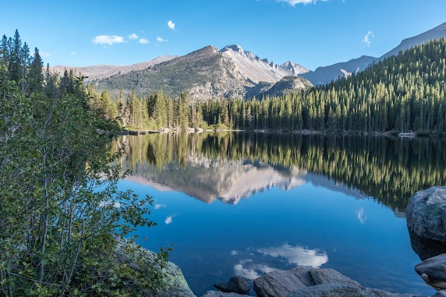 Rocky Mountain Hike This