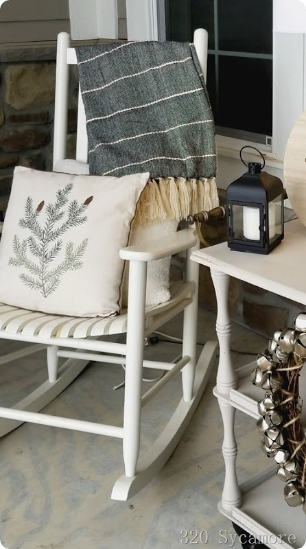 Target porch blanket pillow