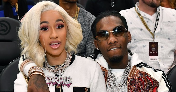 """""""I'm leaning in the f–king bed"""" — Cardi B Explain How She Mistakenly upload Her Nude Photo on Social Media"""