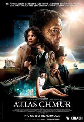 Plakat filmu: Atlas Chmur