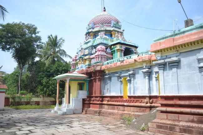 Gopuram Of Main Deity
